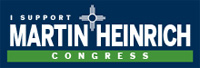 Vote Martin Heinrich for our environment