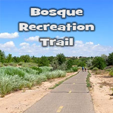 Bosque Bike Trail